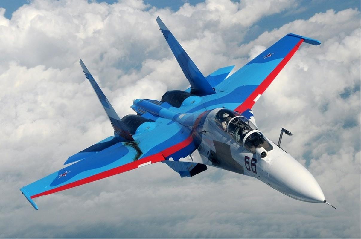 Kha nang khong chien dang cap cua tiem kich Su-30