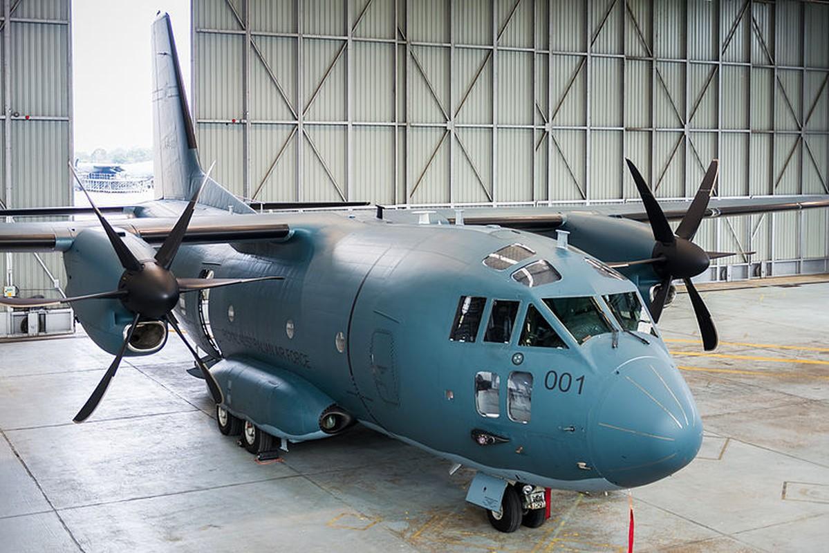 Kho mua C-130, Viet Nam co the chon may bay C-27J?-Hinh-6