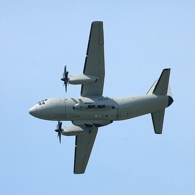 Kho mua C-130, Viet Nam co the chon may bay C-27J?-Hinh-8