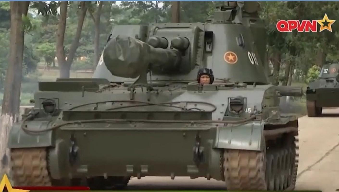 Soi phao tu hanh TQ sao chep loai SU-152 cua Viet Nam-Hinh-2