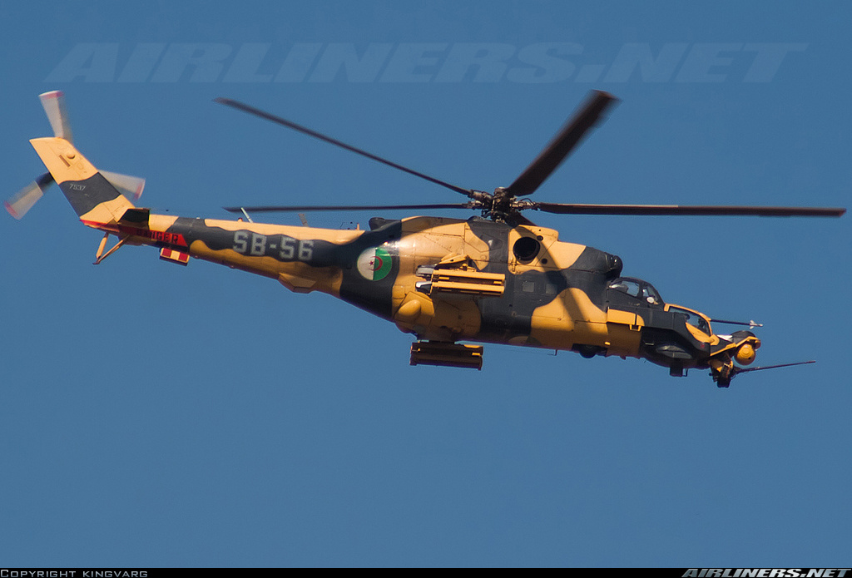 "Khiep dam hinh dang ""xe tang bay"" Mi-24 cua…Nam Phi-Hinh-12"