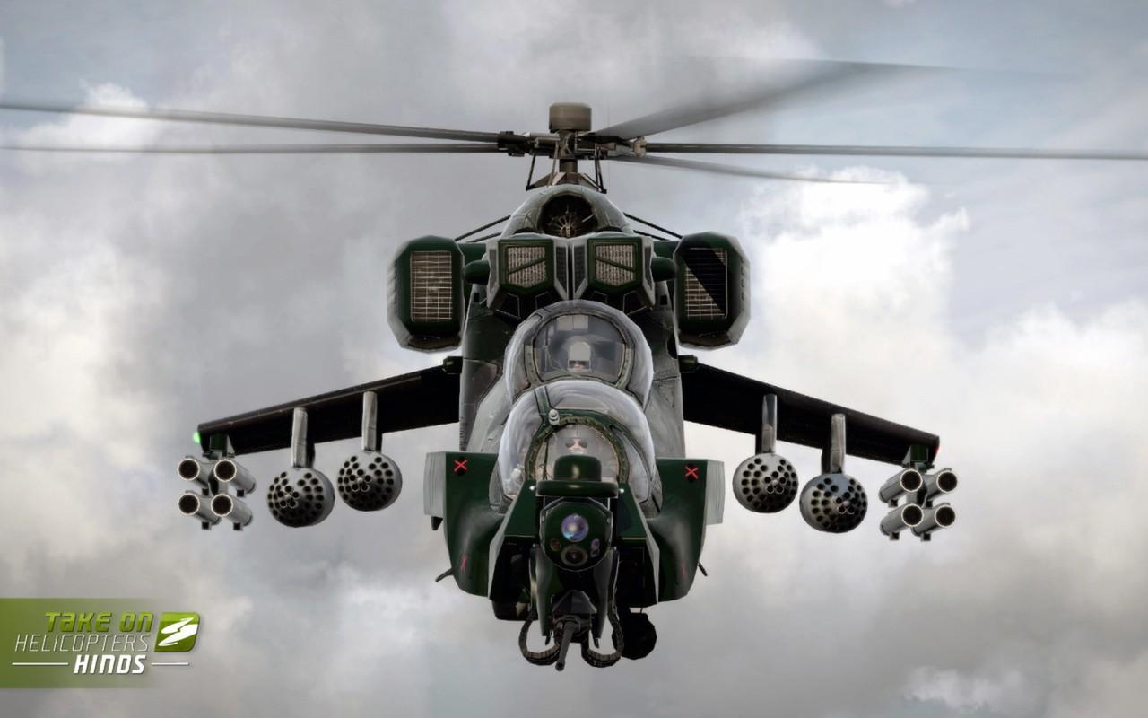 "Khiep dam hinh dang ""xe tang bay"" Mi-24 cua…Nam Phi-Hinh-2"