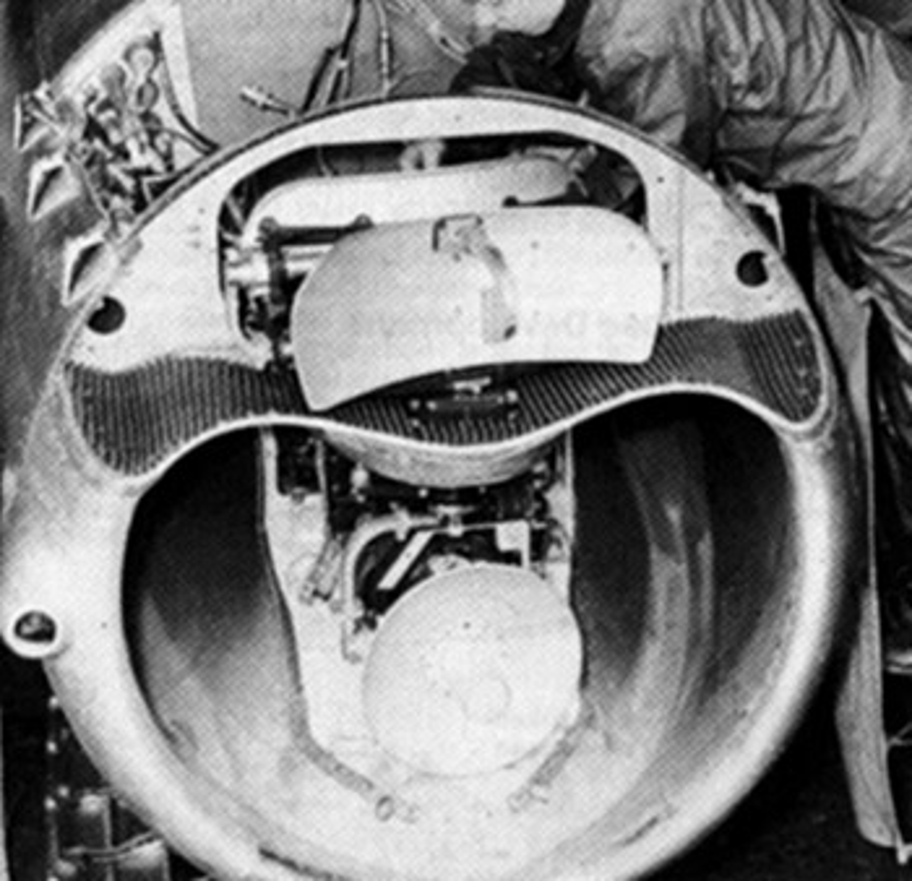 "Bat ngo: Tiem kich MiG-17 Viet Nam hoa ra co ""mat than""-Hinh-5"