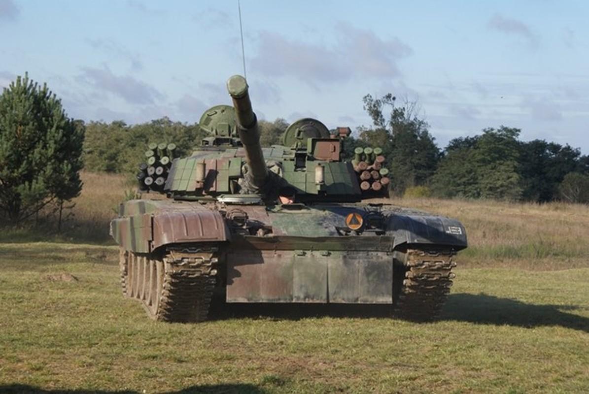Su that ve sieu tang PT-91 manh nhat cua Ba Lan