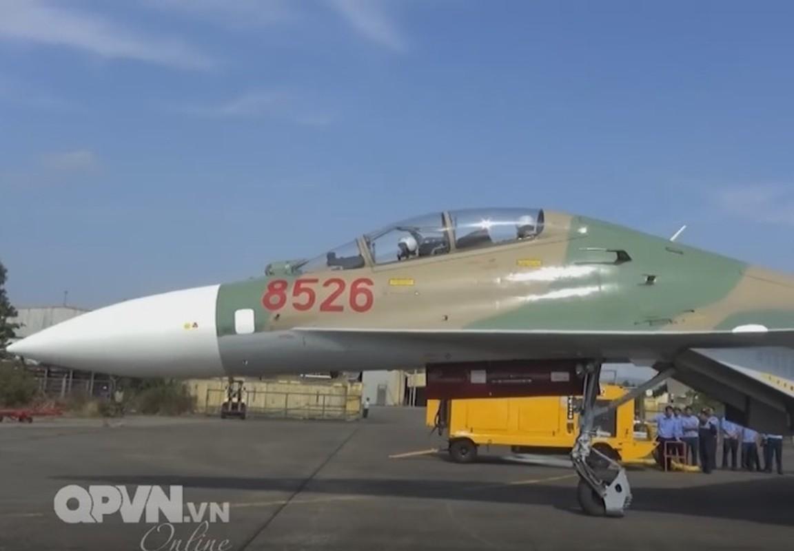 Tuyet voi: Viet Nam tu tang han su dung tiem kich Su-27-Hinh-11