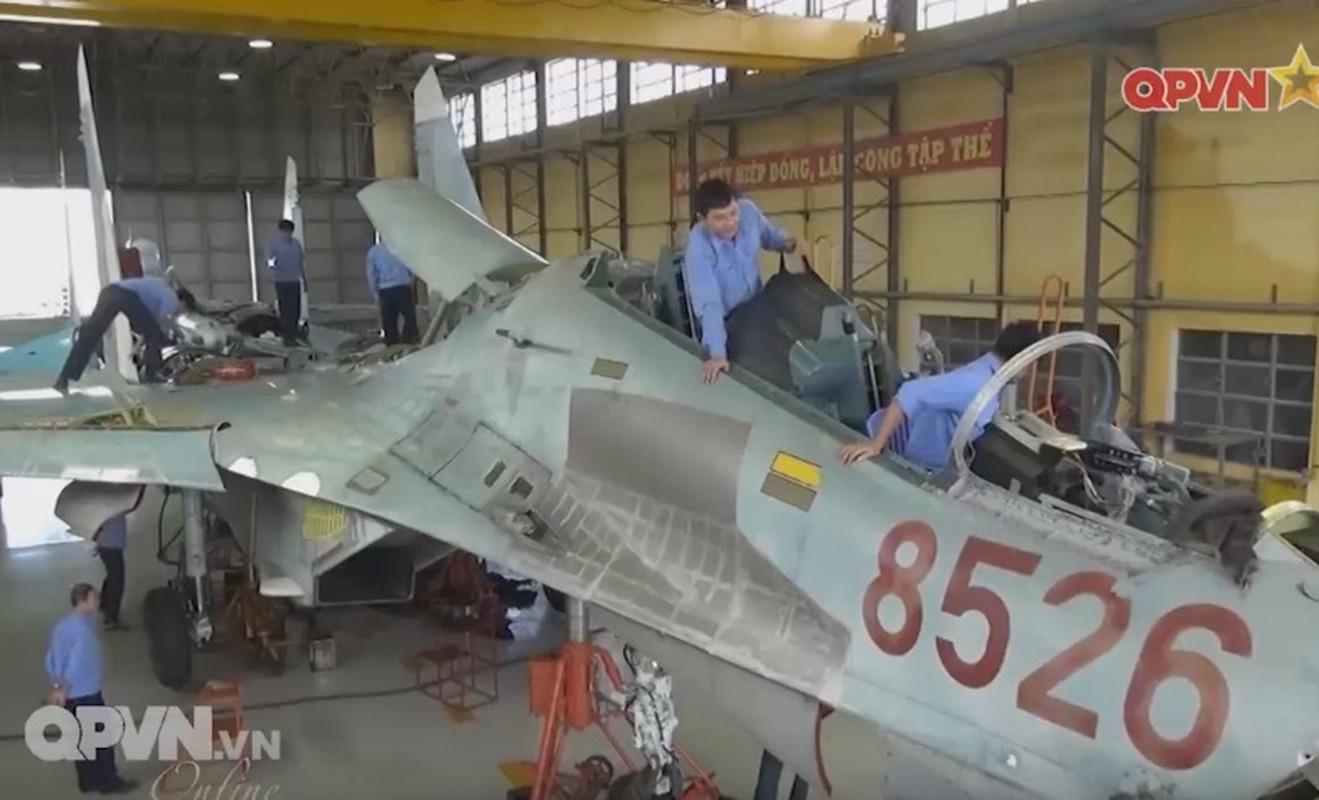 Tuyet voi: Viet Nam tu tang han su dung tiem kich Su-27-Hinh-2
