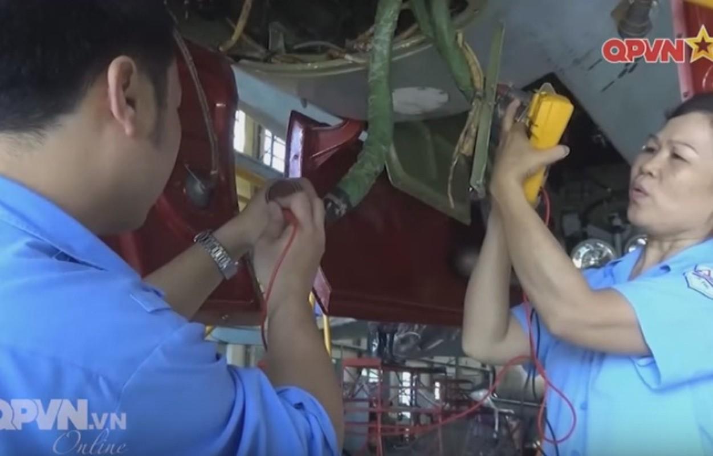 Tuyet voi: Viet Nam tu tang han su dung tiem kich Su-27-Hinh-3