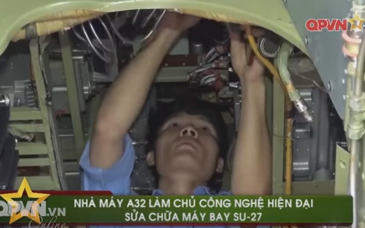 Tuyet voi: Viet Nam tu tang han su dung tiem kich Su-27-Hinh-5