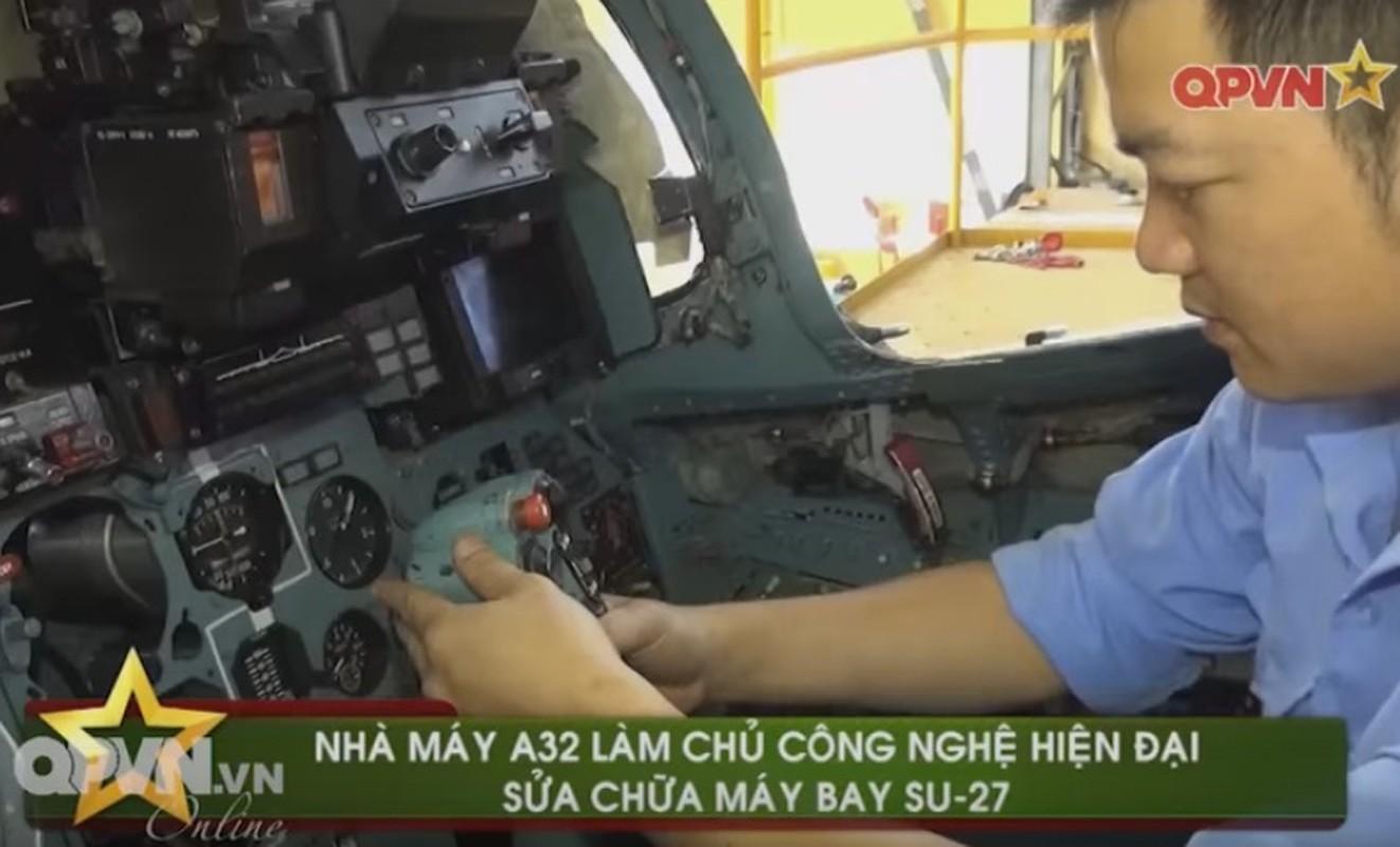 Tuyet voi: Viet Nam tu tang han su dung tiem kich Su-27-Hinh-6