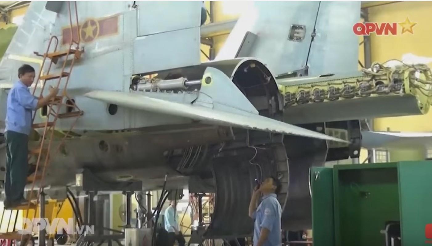 Tuyet voi: Viet Nam tu tang han su dung tiem kich Su-27-Hinh-7