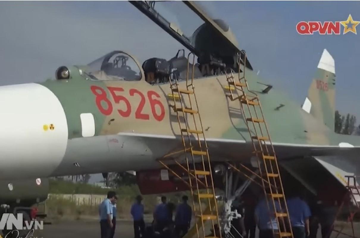 Tuyet voi: Viet Nam tu tang han su dung tiem kich Su-27-Hinh-9
