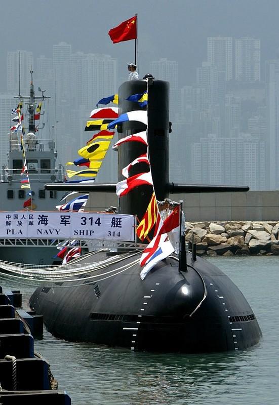 Tau ngam Type 039C Trung Quoc ngay cang giong Kilo 636-Hinh-4