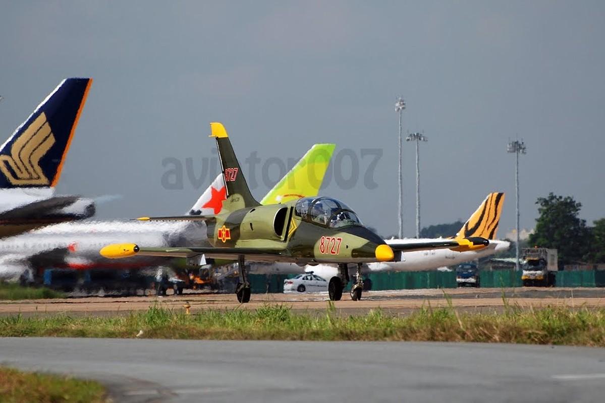 Them mot bat ngo, Viet Nam tu dai tu may bay L-39-Hinh-3