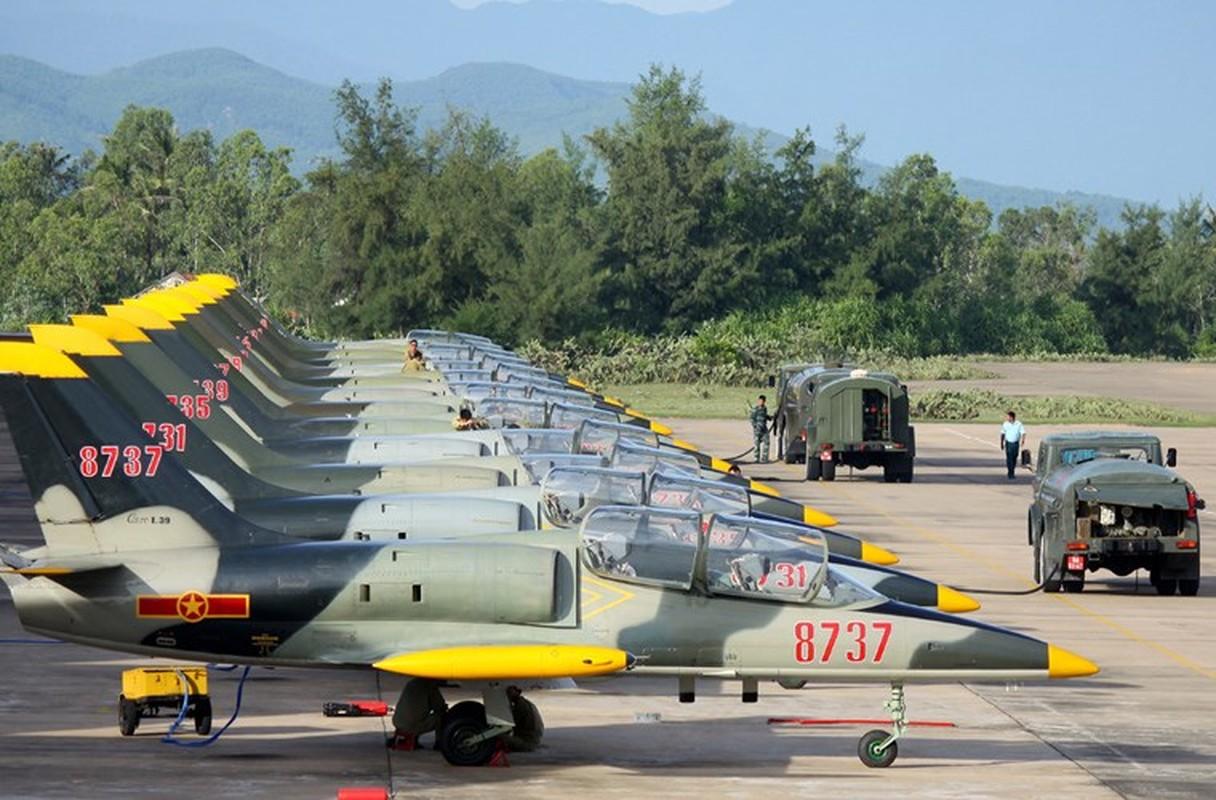 Them mot bat ngo, Viet Nam tu dai tu may bay L-39-Hinh-4