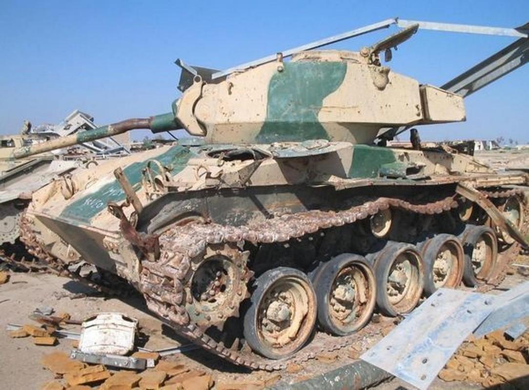 Ngac nhien tot do kho tang, phao thoi CTTG 2 o Iraq-Hinh-4