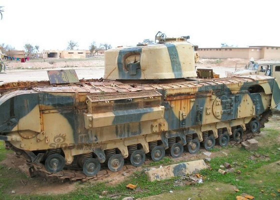 Ngac nhien tot do kho tang, phao thoi CTTG 2 o Iraq-Hinh-8