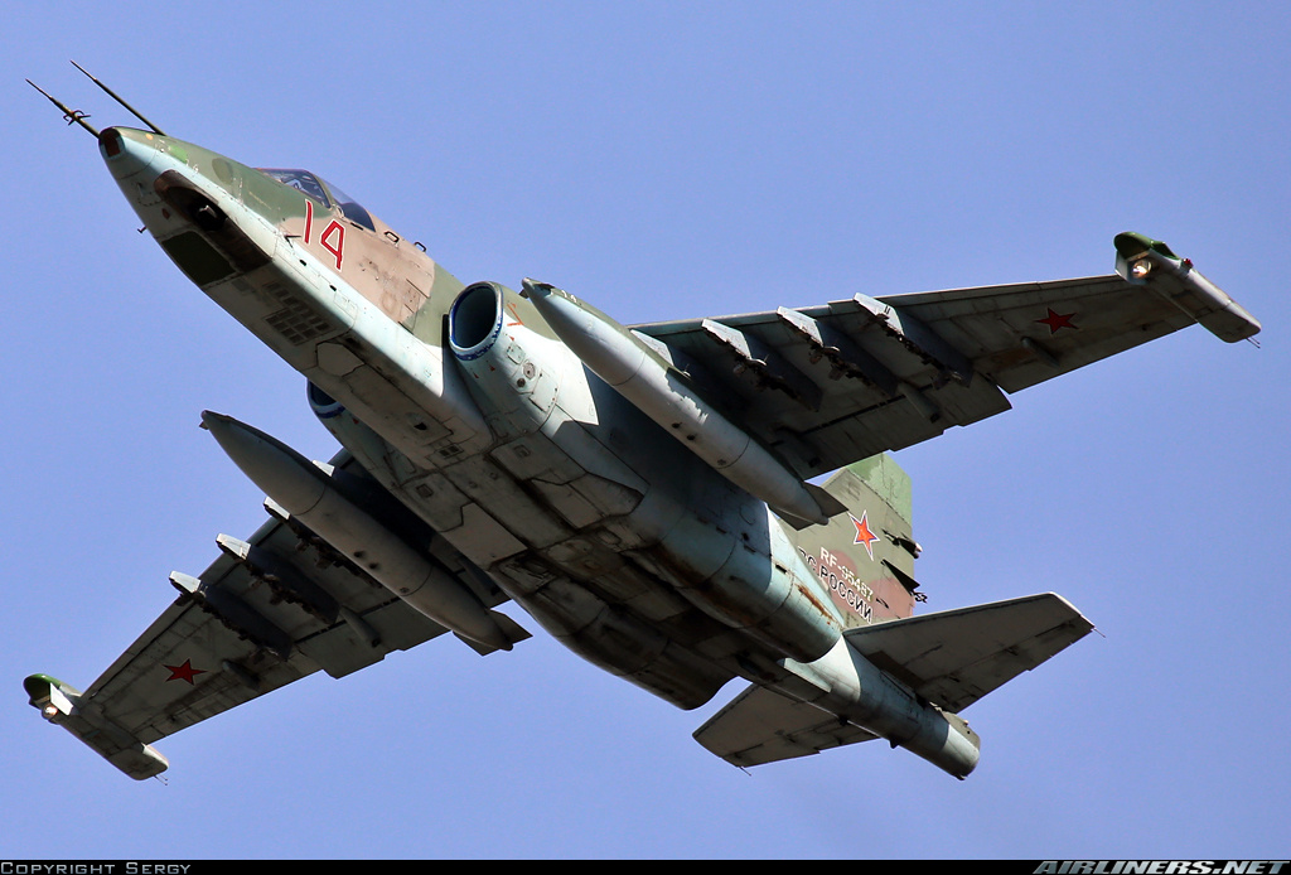 Bao My ca ngoi het loi cuong kich Su-25 Nga