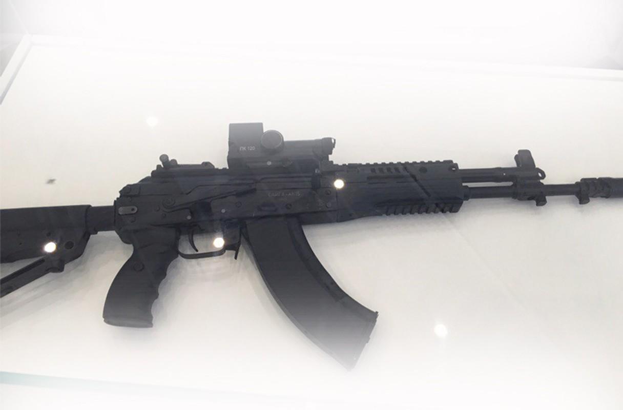 Soi dien mao moi cua sieu sung truong AK-12 Nga-Hinh-2