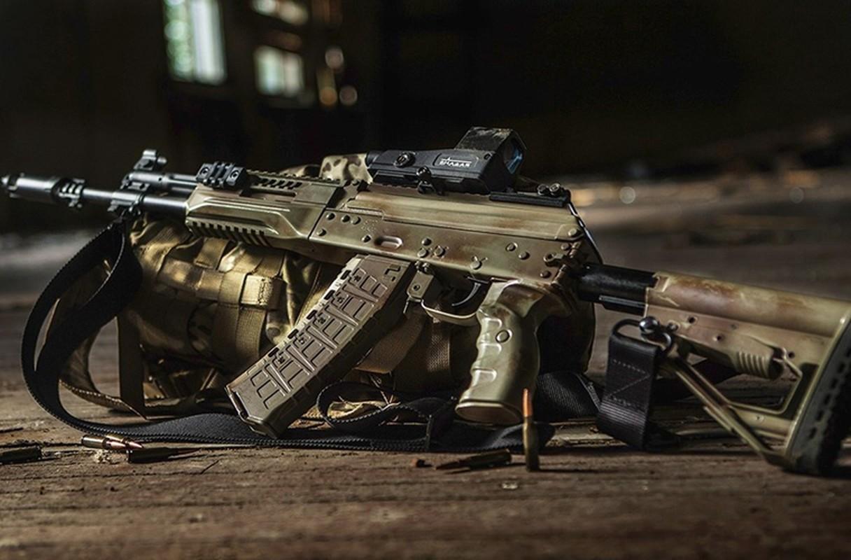 Soi dien mao moi cua sieu sung truong AK-12 Nga-Hinh-4