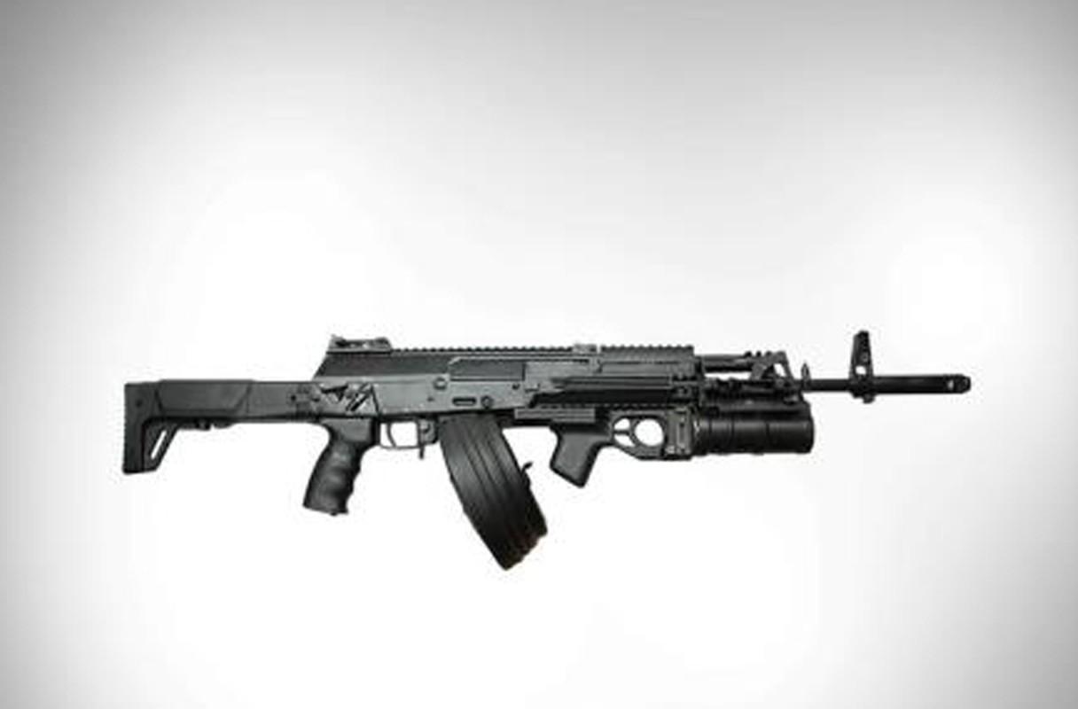 Soi dien mao moi cua sieu sung truong AK-12 Nga-Hinh-8