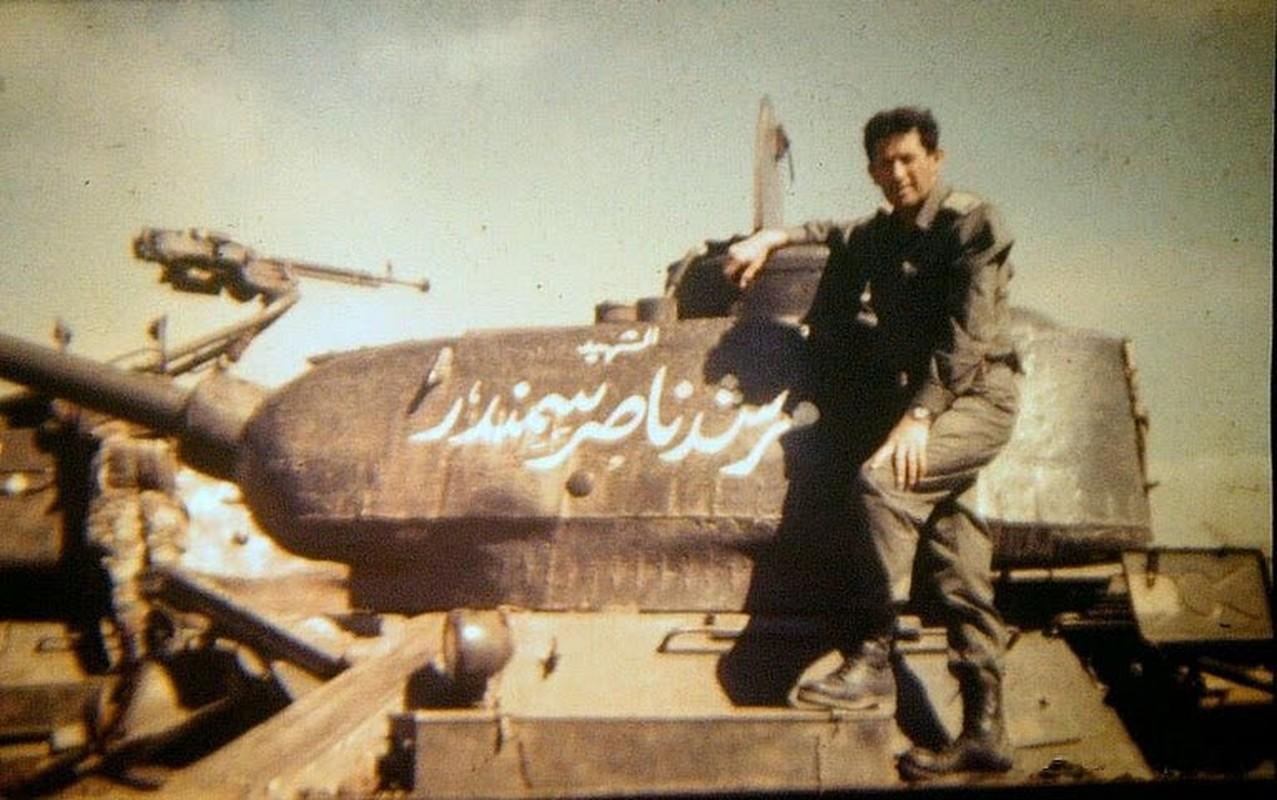 """Kinh ngac: """"Bo lao"""" T-34-85 van tham chien o Syria-Hinh-4"""