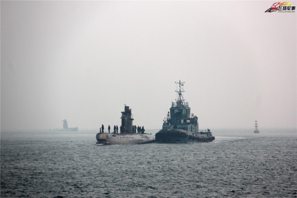 Tau ngam Type 035G Trung Quoc ban cho Bangladesh gap su co?