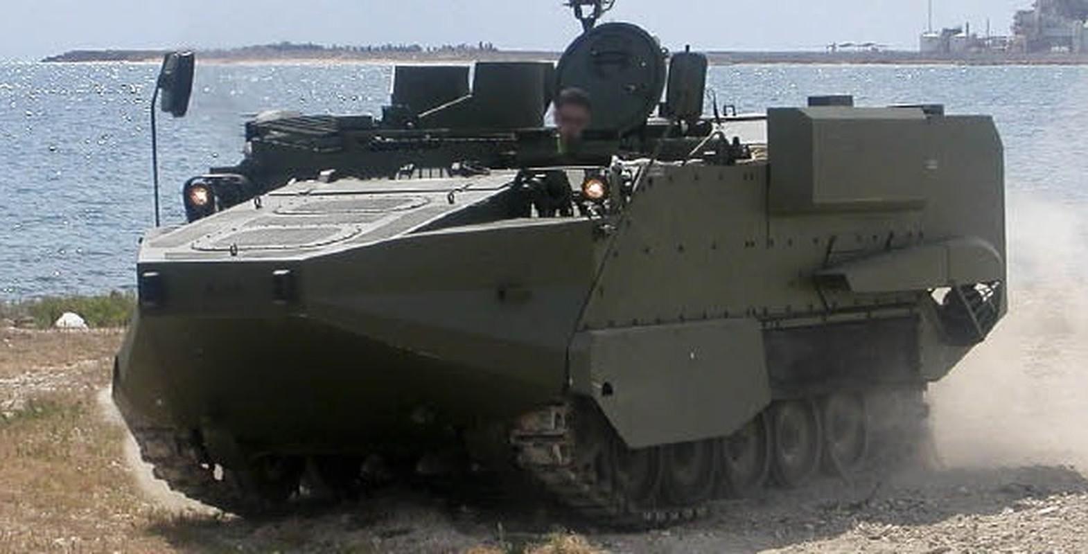 Thiet giap M113 co the tac chien tren bien neu nang cap theo huong nay-Hinh-4