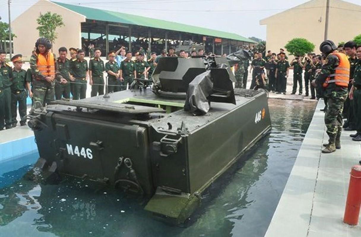 Viet Nam co the cai tien M113 dung cho hai quan danh bo?