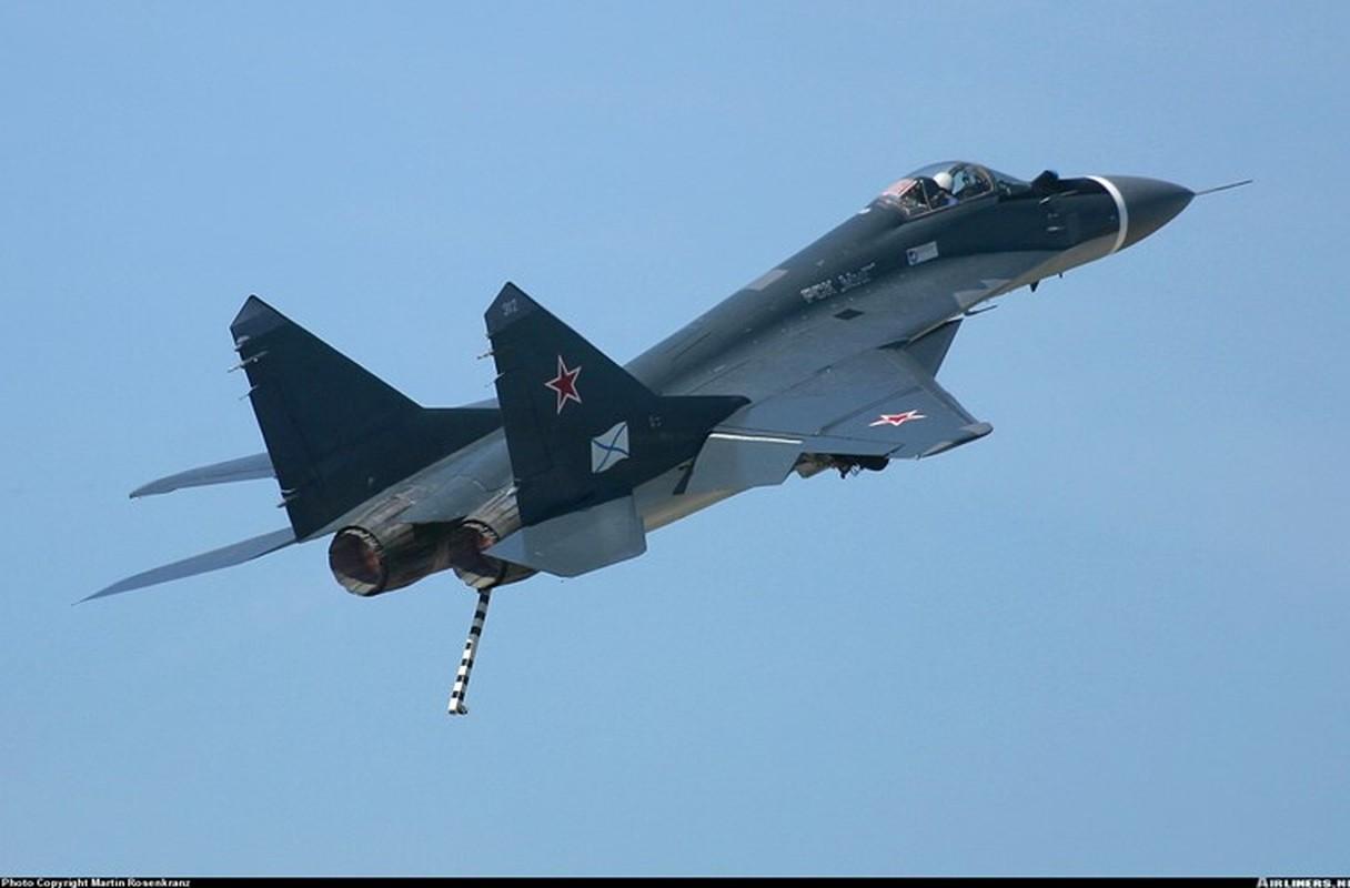Vi sao tiem kich ham MiG-29K Nga roi gan Syria?