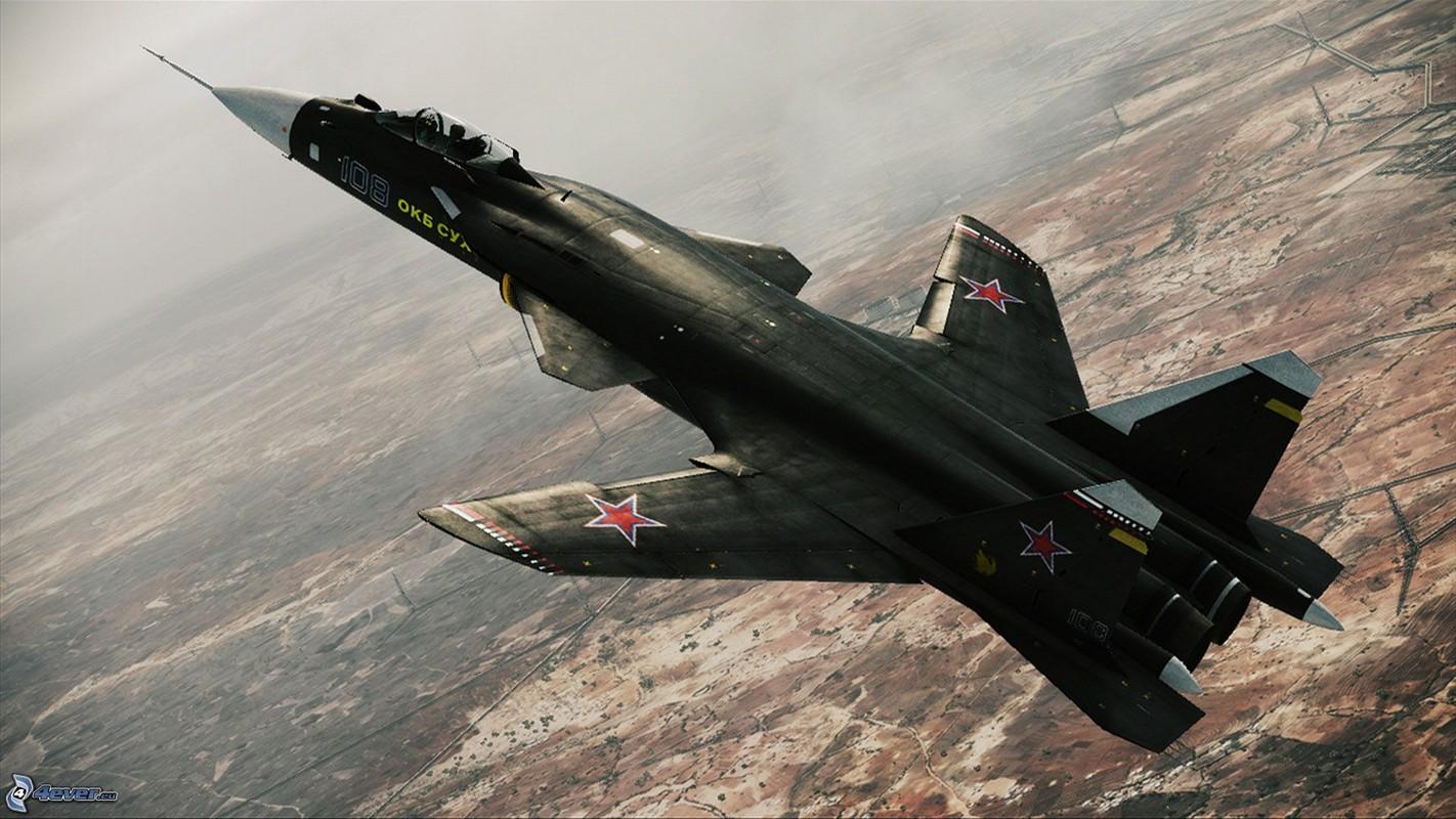 Phai chang Sukhoi sao chep X-29 My tao ra Su-47?