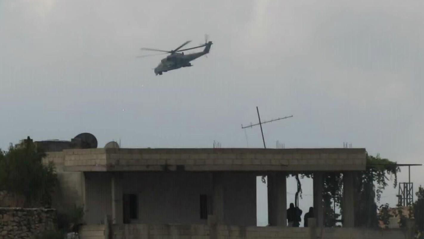 Khung khiep so vu khi Quan doi Syria mat o Homs-Hinh-15