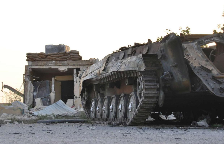 Khung khiep so vu khi Quan doi Syria mat o Homs-Hinh-5