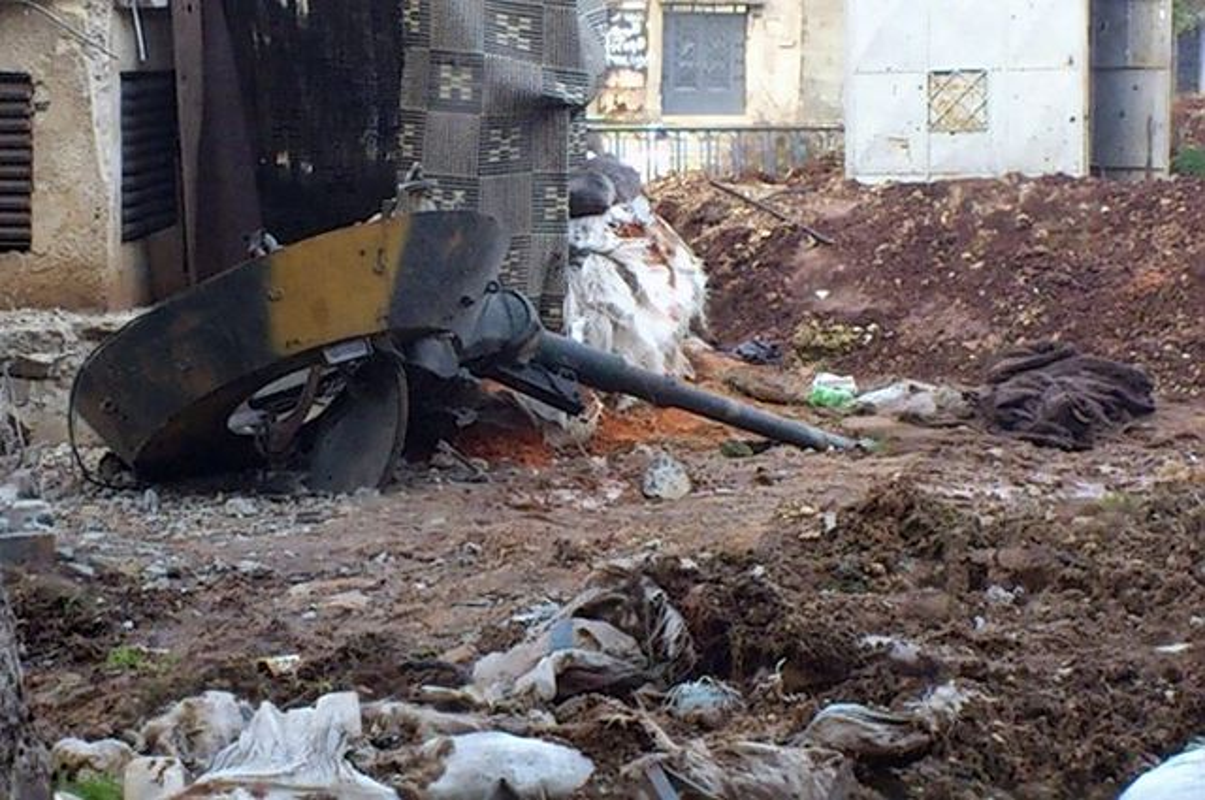 Khung khiep so vu khi Quan doi Syria mat o Homs-Hinh-6