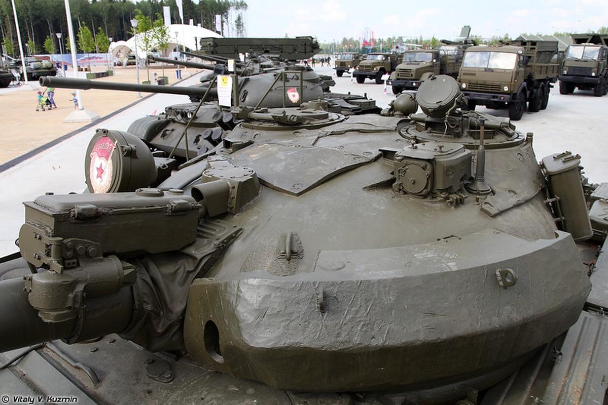 Bang chung Quan doi Syria dac biet coi trong tang T-62M-Hinh-9