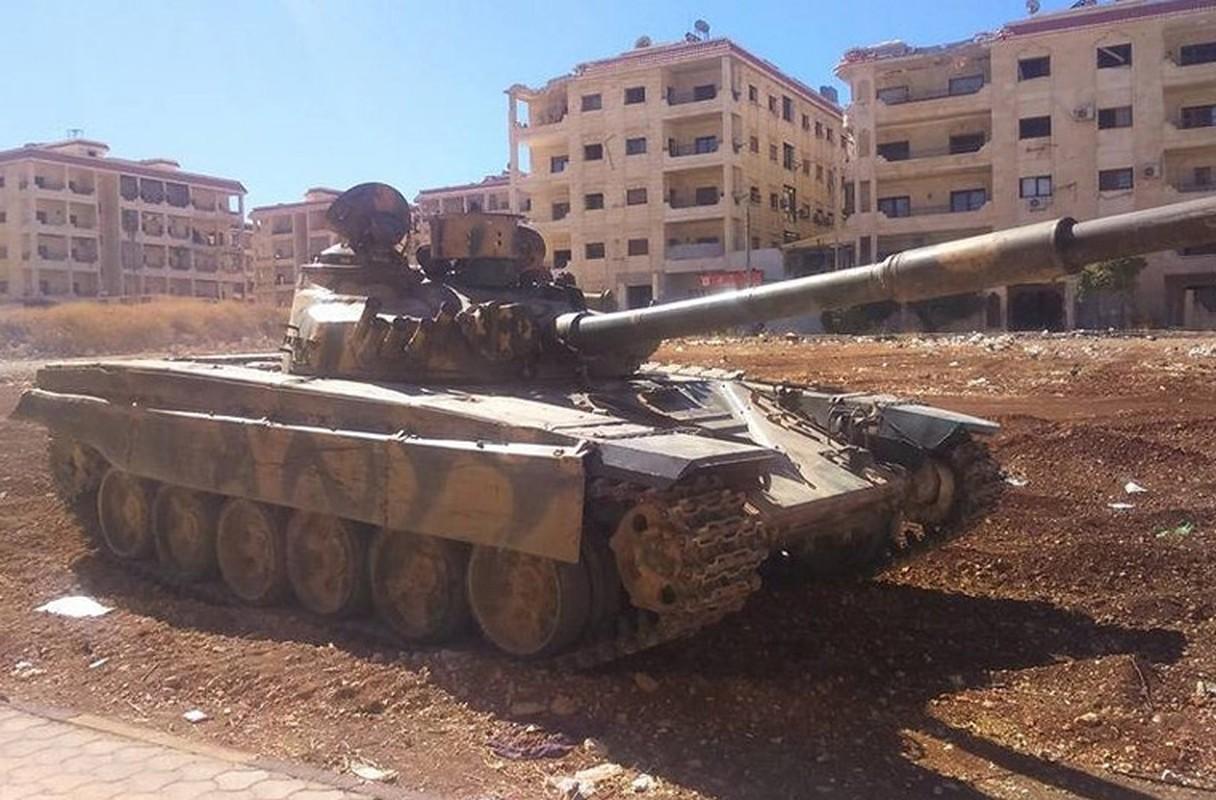 """Phien quan tung xe tang """"khung"""" danh tra Quan doi Syria-Hinh-3"""