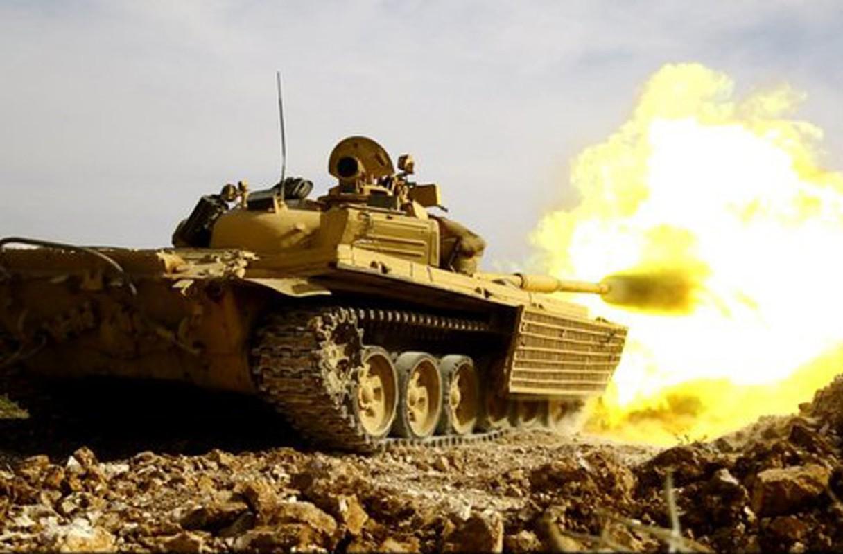 """Phien quan tung xe tang """"khung"""" danh tra Quan doi Syria-Hinh-4"""