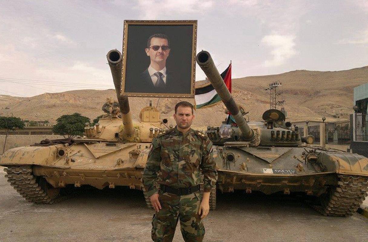"""Phien quan tung xe tang """"khung"""" danh tra Quan doi Syria-Hinh-5"""