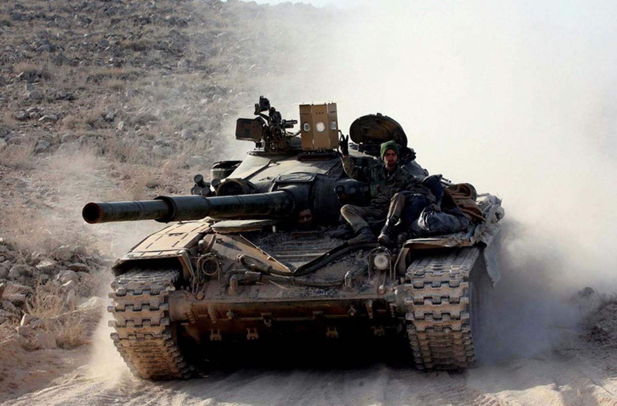 """Phien quan tung xe tang """"khung"""" danh tra Quan doi Syria-Hinh-9"""