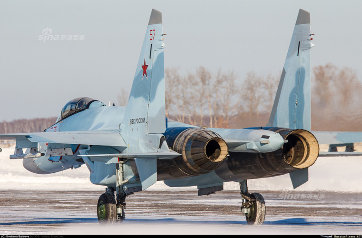 Bi an hinh anh tiem kich Su-35 cua KQ Trung Quoc-Hinh-5