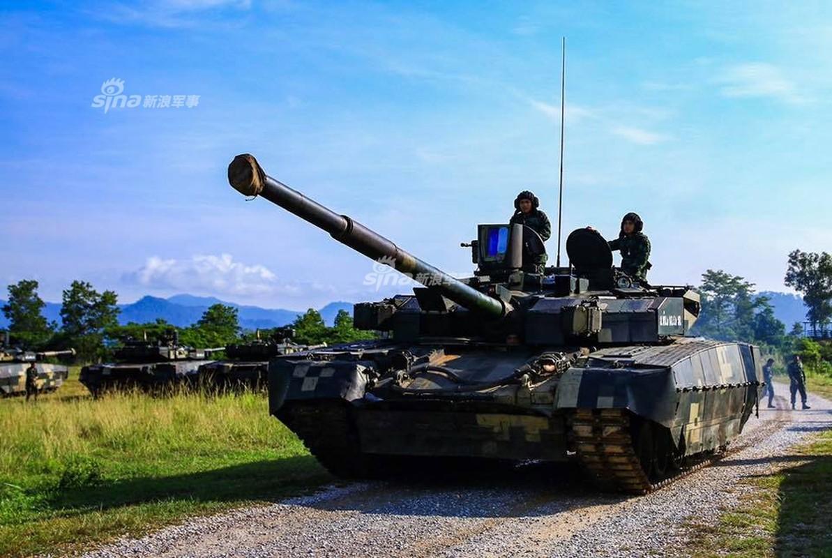So phan ham hiu sieu tang T-84 Oplot-T o Thai Lan-Hinh-8