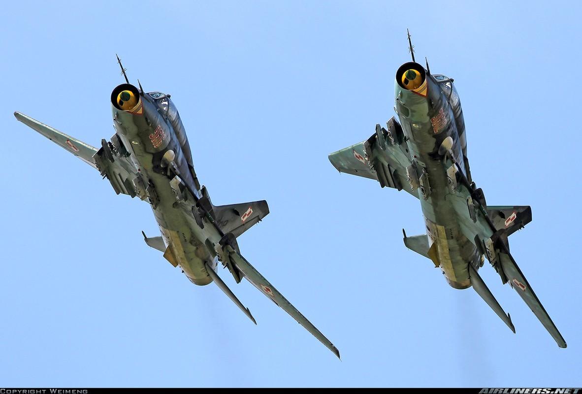My ban roi may bay Syria: Su-22 chua tung danh thang tren khong-Hinh-7
