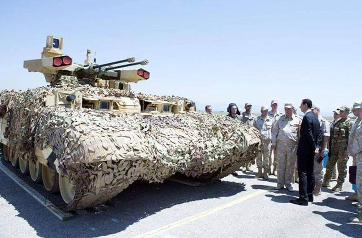 """""""Ke huy diet"""" BMPT-72 da toi Syria, phien quan hoang loan-Hinh-2"""