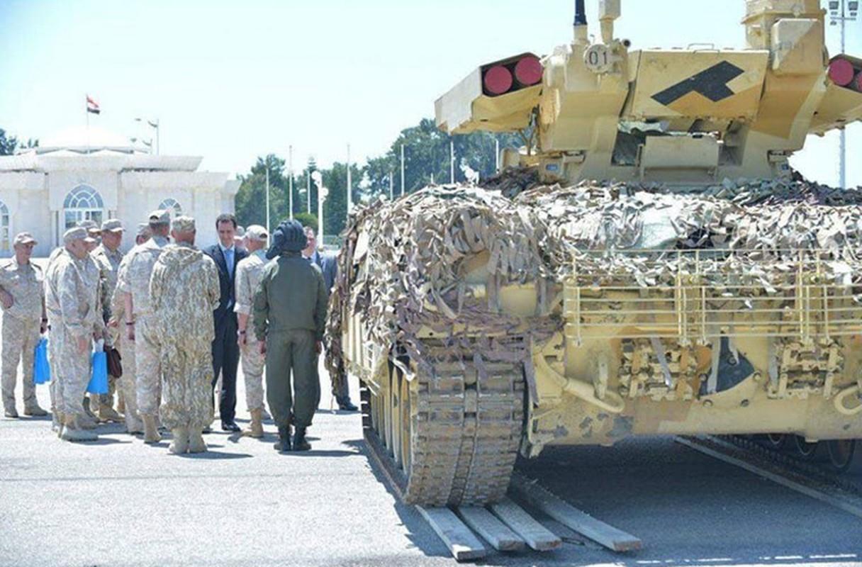 """""""Ke huy diet"""" BMPT-72 da toi Syria, phien quan hoang loan-Hinh-3"""