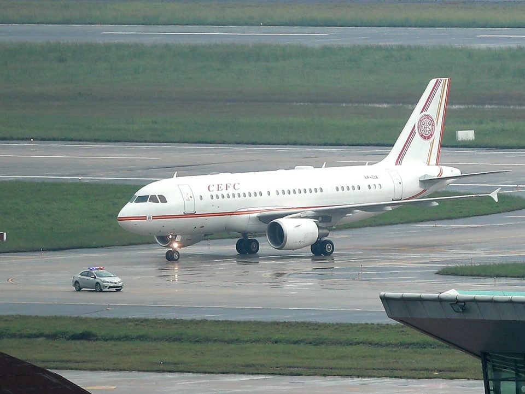 """""""Ngua tho"""" C-17 cho doan xe cua Tong thong Trump toi Da Nang-Hinh-9"""