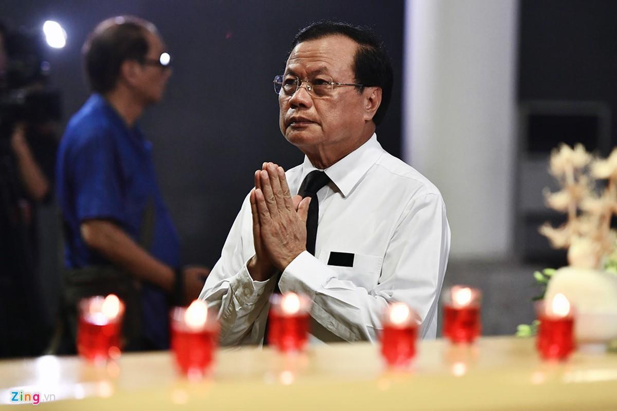 Lanh dao Dang, Nha nuoc va ban be tien biet giao su Phan Huy Le-Hinh-12