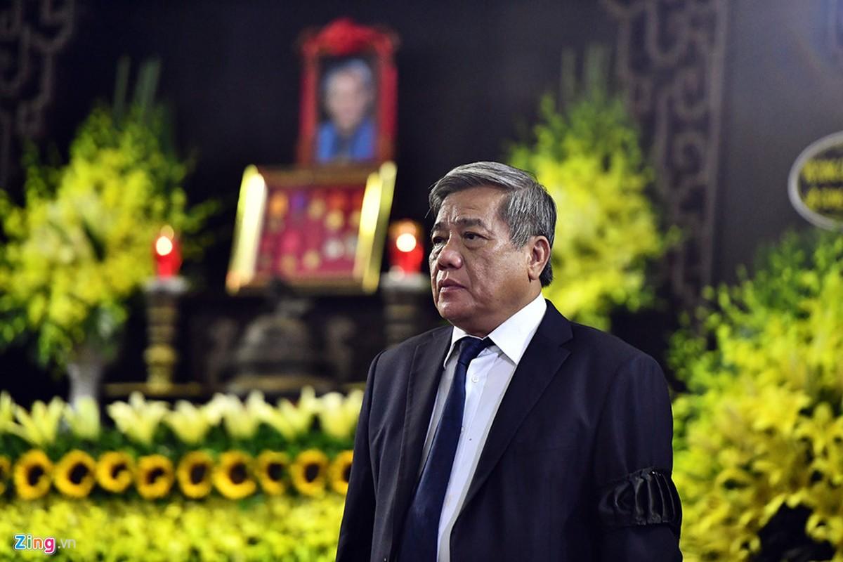 Lanh dao Dang, Nha nuoc va ban be tien biet giao su Phan Huy Le-Hinh-14