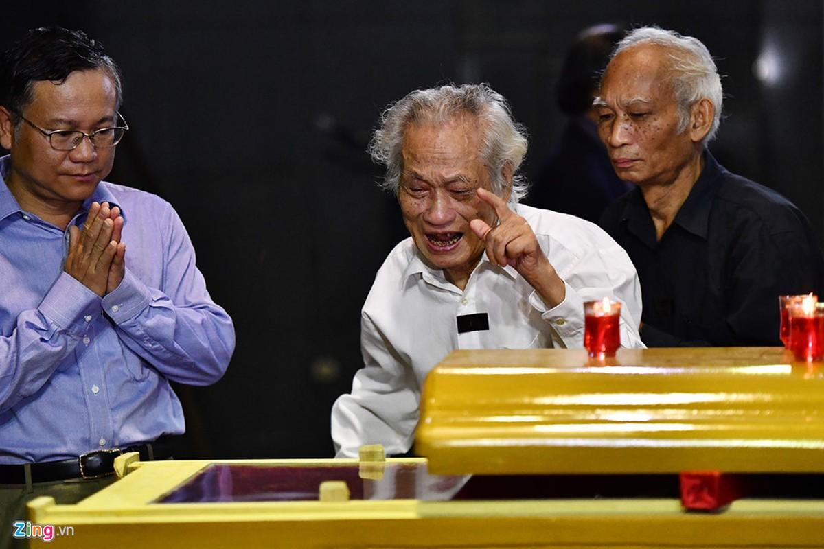 Lanh dao Dang, Nha nuoc va ban be tien biet giao su Phan Huy Le-Hinh-15