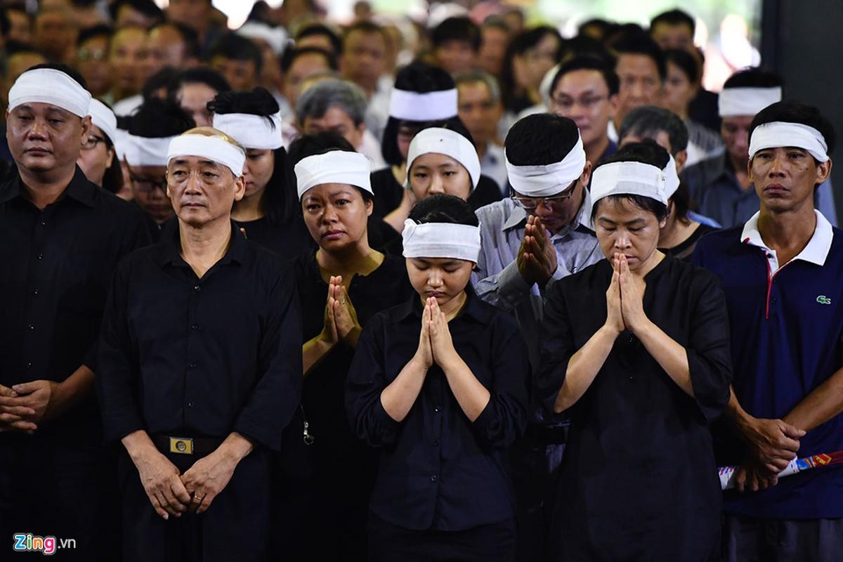 Lanh dao Dang, Nha nuoc va ban be tien biet giao su Phan Huy Le-Hinh-2