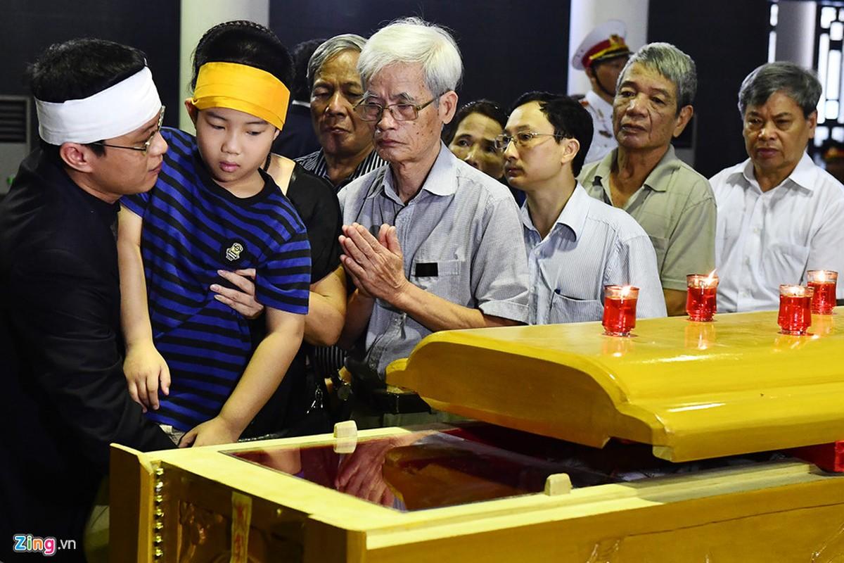 Lanh dao Dang, Nha nuoc va ban be tien biet giao su Phan Huy Le-Hinh-4