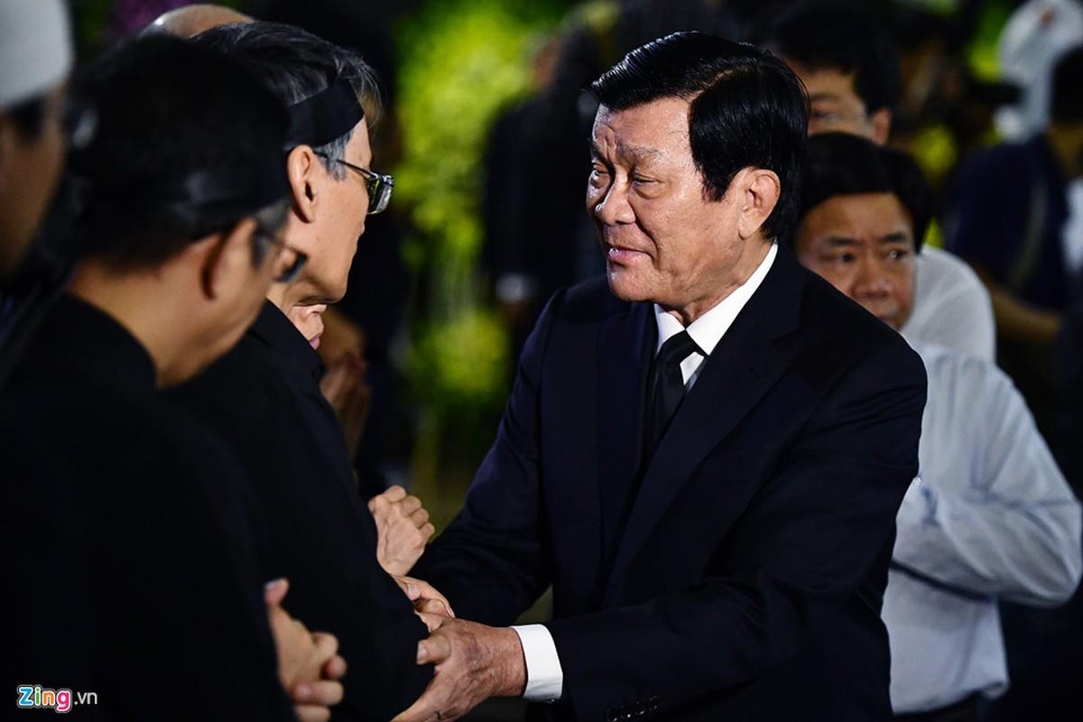 Lanh dao Dang, Nha nuoc va ban be tien biet giao su Phan Huy Le-Hinh-6